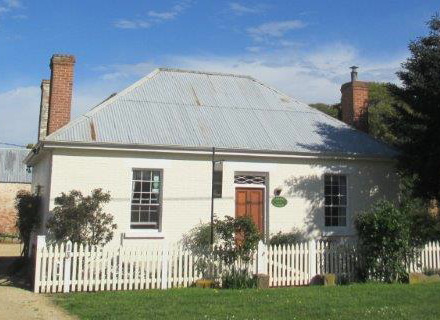 Gunning Cottage Richmond Tasmania